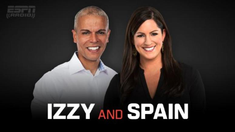 Izzy & Spain