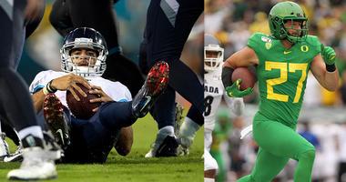 Joey Isaac & Suke: Ducks at Stanford and Mariota's future