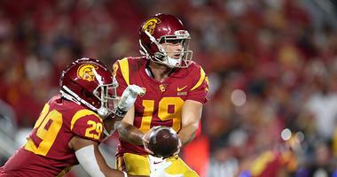 Backup QB Matt Fink Leads USC Past No. 10 Utah 30-23