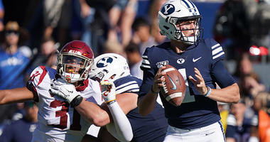 BYU Beats No. 24 USC 30-27 In Overtime