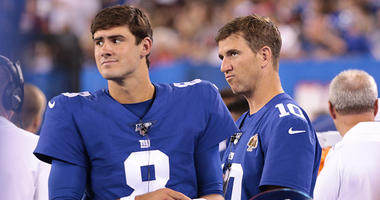 'He is Eli Manning's clone'