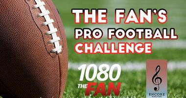 The FAN's Pro Football Challenge