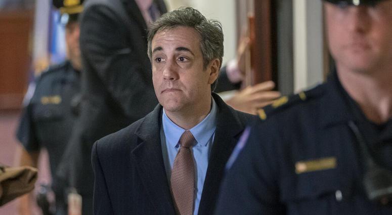 Search warrants tied to former Trump lawyer Cohen released. (AP Photo/J. Scott Applewhite, File)
