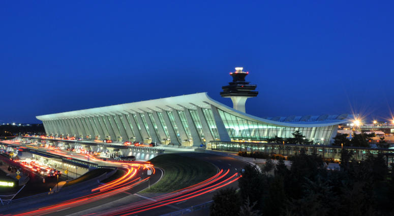Health officials warn of possible measles exposure at Dulles.   (iStock / Getty Images Plus/joeravi)