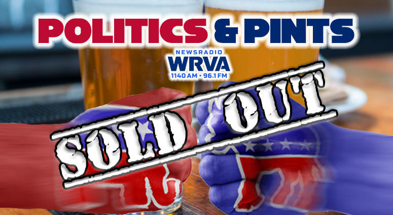 SOLD OUT | Politics and Pints
