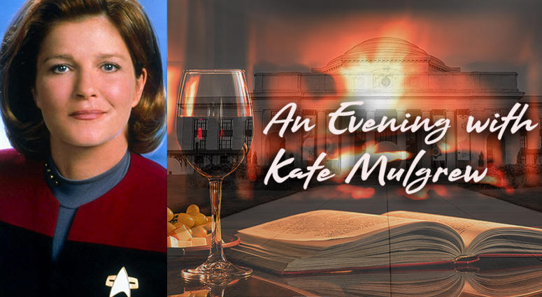 WEEKEND SALE | An Evening with Kate Mulgrew