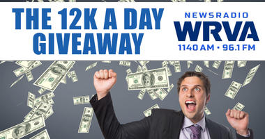 Your Chance to Win $1,000...12 Times a Day