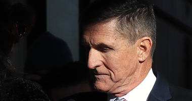 President Donald Trump's former National Security Advisor Michael Flynn who pleaded guilty to lying to the FBI about his contacts with Russia during the presidential transition.(AP Photo/Manuel Balce Ceneta)