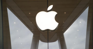 FILE - In this Jan. 3, 2019 file photo, the Apple logo is displayed at the Apple store in the Brooklyn borough of New York.  (AP Photo/Mary Altaffer, File)