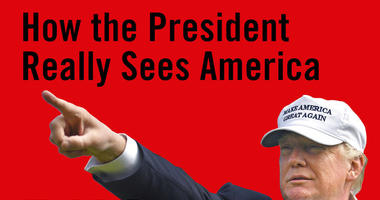 """This cover image released by Henry Holt and Company shows """"The United States of Trump: How the President Really Sees America,"""" by Bill O'Reilly, expected this fall.  (Henry Holt and Company via AP)"""