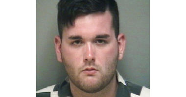 FILE - This undated file photo provided by the Albemarle-Charlottesville Regional Jail shows James Alex Fields Jr.  (Albemarle-Charlottesville Regional Jail via AP, File)