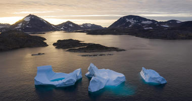 Earth's Future in Being Written in Fast-Melting Greenland