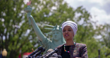 Ilhan Omar: America's Strings Are Being Pulled By Other Nations