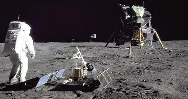 WATCH: The Entire Apollo 11 Moonwalk