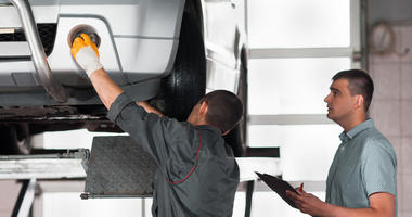 (Vehicle safety inspection fee likely to go up in Virginia. (Dreamstime)