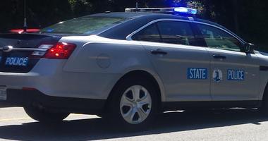 state police car