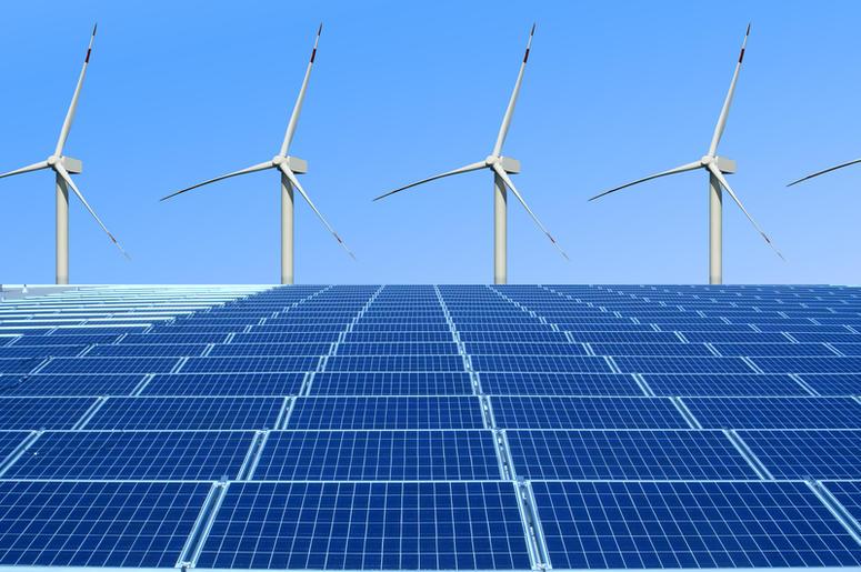 Environmentally friendly and renewable energy