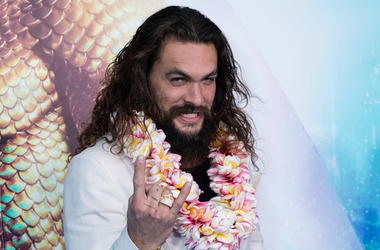 Jason Momoa attends the Aquaman Sydney Fan Event at Event Cinemas George Street on December 19, 2018 in Sydney, Australia