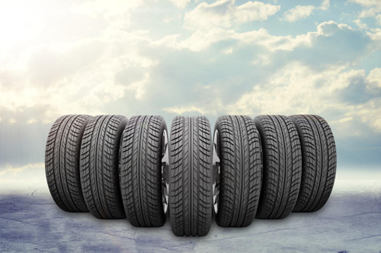 smart tires in the sky