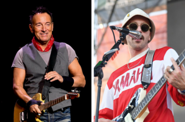 Bruce Springsteen performs during The River Tour 2016 at the BB&T / Portugal. The Man performs during the Riptide Music Festival