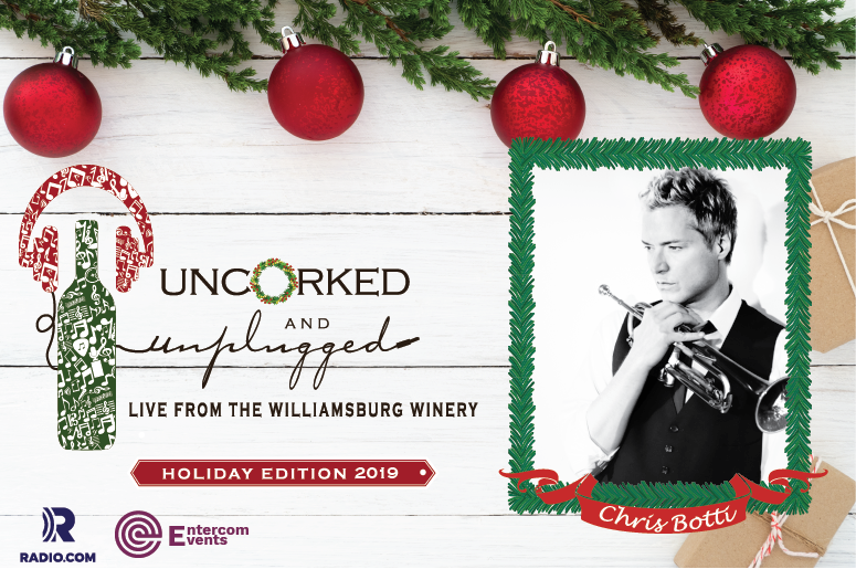 Williamsburg Christmas 2019.Uncorked And Unplugged Holiday Edition Live From The
