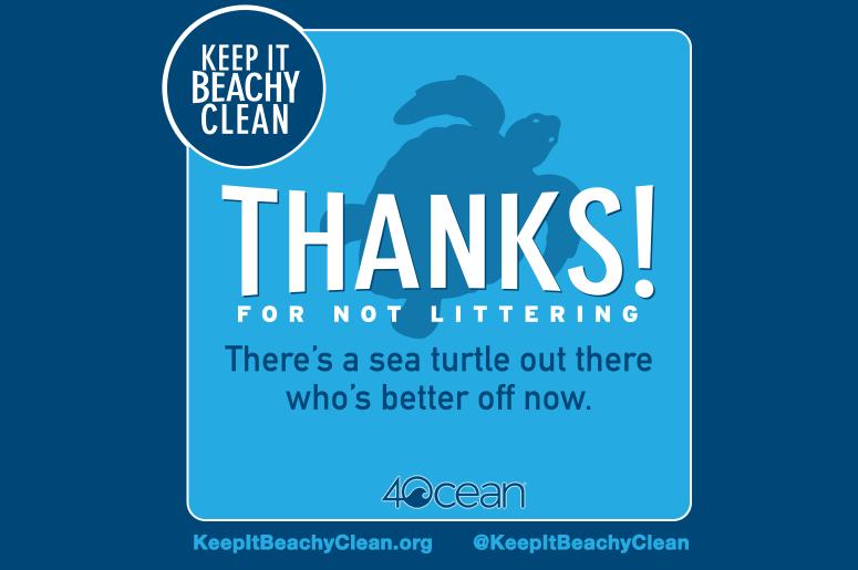 Keep It Beachy Clean Virginia Beach