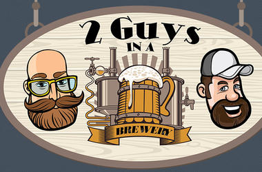 2 Guys in a Brewery