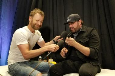 Dierks Bentley and Randy Houser