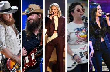 Brothers Osborne, Chris Stapleton, Kelsea Ballerini, Ashley McBryde, Kacey Musgraves are all up for the Best Country Album GRAMMY Award