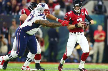Atlanta Falcons at the Super Bowl