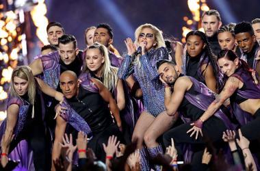 Lady Gaga Super Bowl Halftime
