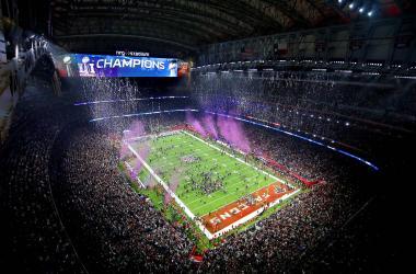 Super Bowl 2017 Champion