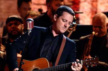 Sturgill Simpson at the Grammys
