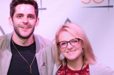 Corie and Thomas Rhett