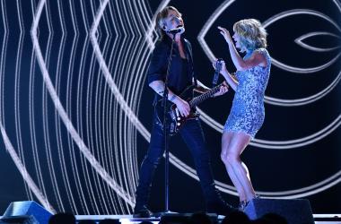 Keith Urband & Carrie Underwood Grammy Awards