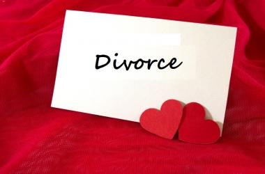 Divorce Love Note