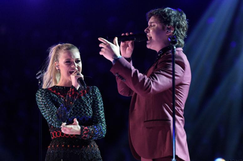 Kelsea Ballerini & Lukas Graham Grammy Awards