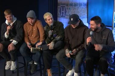 Bring Me The Horizon predict a big GRAMMY night for Ariana Grande