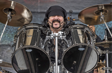 Drummer and Co-founder of the heavy metal bands Pantera and HELLYEAH, VINNIE PAUL ABBOTT