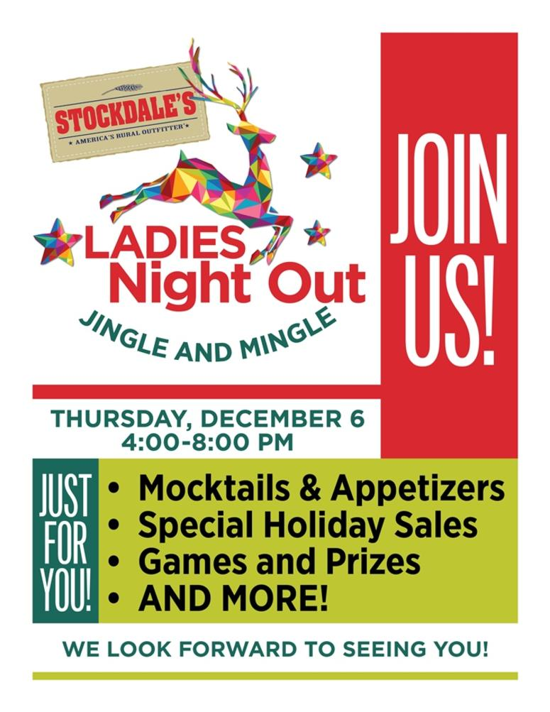 Stockdale's Ladies Night