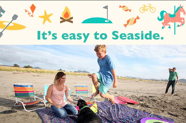 Win the Seaside Summer Spectacular Sweepstakes! | 94/7 fm