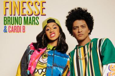Bruno Marrs Drops 'Finesse' Remix Featuring Cardi B