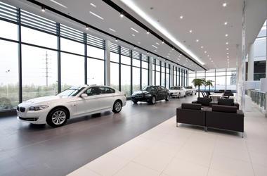Car Dealership Showroom