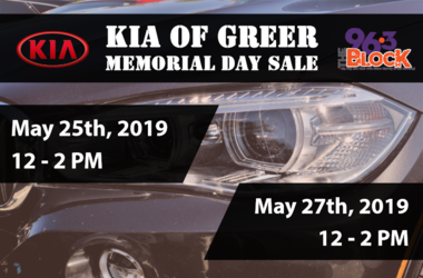 Kia Memorial Day Sale