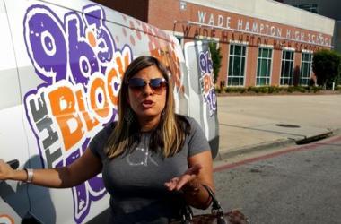 Kelly Mac live and local at Wade Hampton High School