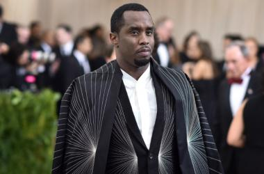 Sean Diddy Combs arriving at The Metropolitan Museum of Art Costume Institute Benefit celebrating the opening of Rei Kawakubo / Comme des Garcons : Art of the In-Between held in New York, NY, on May 1, 2017.