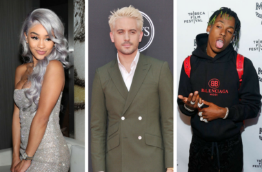 Saweetie celebrates her Birthday at Katsuya on July 2, 2018 in Los Angeles, California. / G-Eazy arrives at The 2018 ESPYS held at the Microsoft Theater in Los Angeles, CA on Wednesday, July 18, 2018. / Rich the Kid attends the 2018 Tribeca Studios and MC