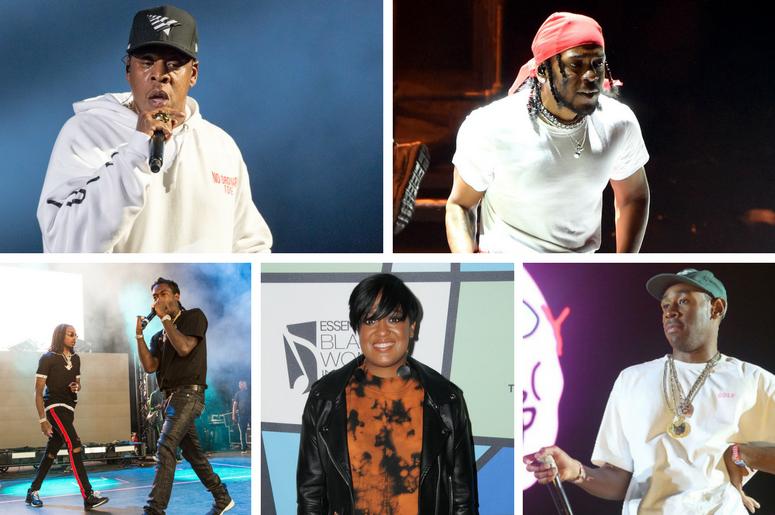GRAMMY Awards: Best Rap Album   96 3 The Block