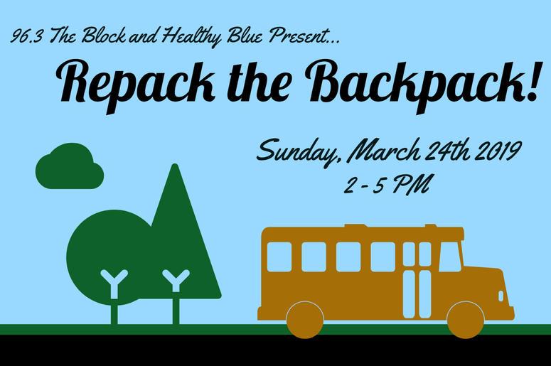 Repack the Backpack