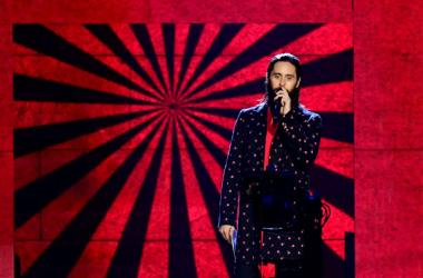 Jared Leto Thirty Seconds to Mars